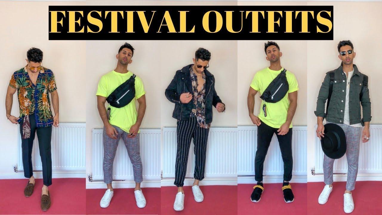 Coachella 2019 Outfit Ideas Festival Outfit Ideas Mens Fashion Youtube