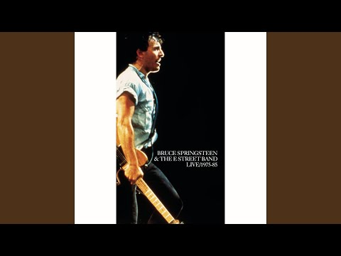 Racing In The Street (Live At Meadowlands Arena, E. Rutherford, NJ - July 1981)