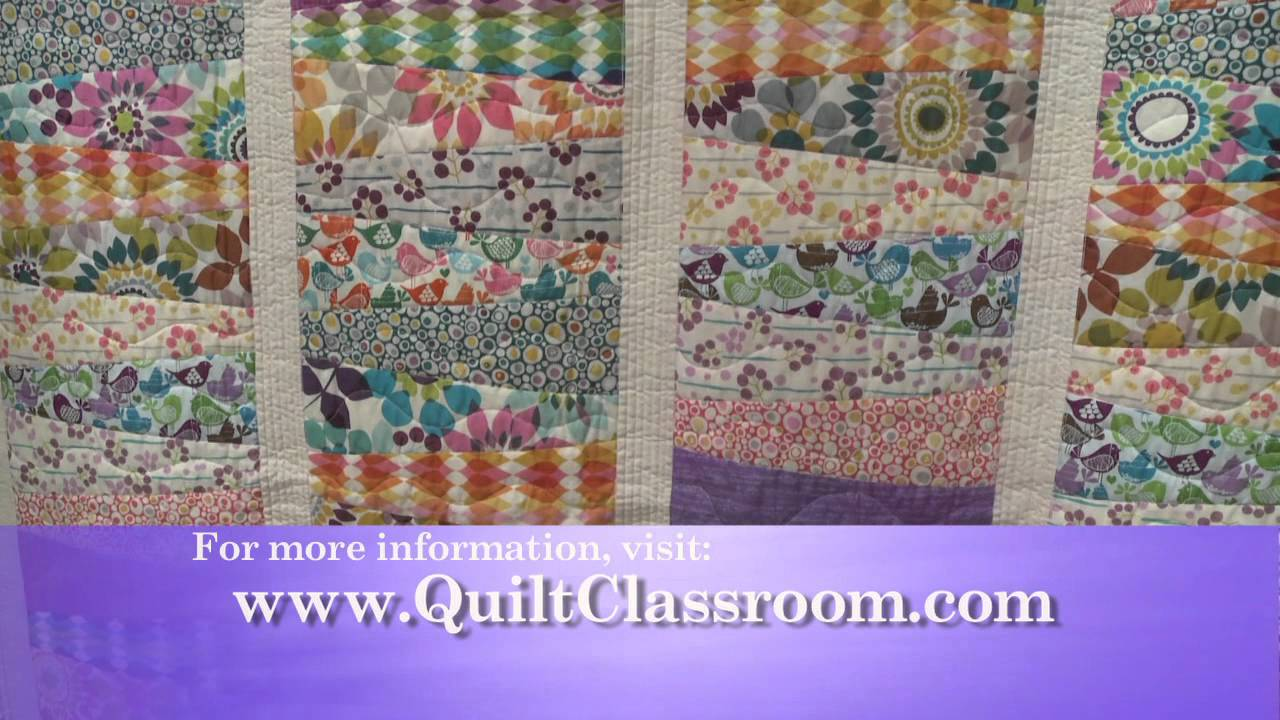 quilts excited on fq for with step your fat sew a here six the more is quilt quick first tutorial next square picture needed cuts of quarter cut strips