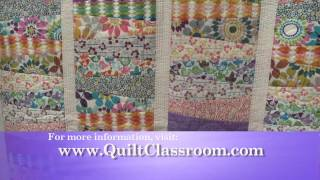 Make Quick Wedge Quilts Using Your Scraps Tutorial