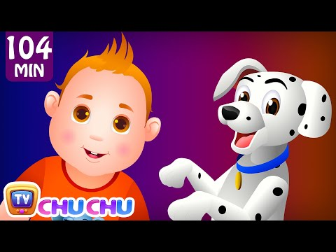 Thumbnail: Old MacDonald Had A Farm and Many More Nursery Rhymes for Children | Kids Songs by ChuChu TV