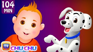 Video Old MacDonald Had A Farm and Many More Nursery Rhymes for Children | Kids Songs by ChuChu TV download MP3, 3GP, MP4, WEBM, AVI, FLV Agustus 2018