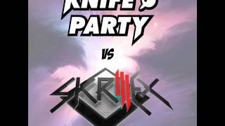 Benny Benassi vs Knife Party vs Skrillex vs Nicky Romero (Rigel Mashup)