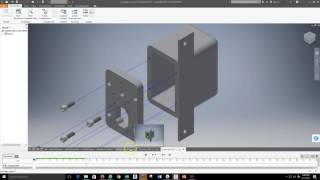 CREATING AN EXPLODED VIEW MODEL and DRAWING LAY OUT   RES