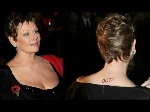 15 BEST JUDI DENCH RED CARPET OUTFITS (CLOSED CAPTIONED) - YouTube