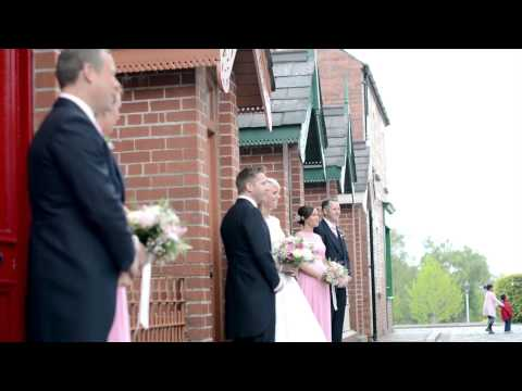 David and Michelle Wedding Video