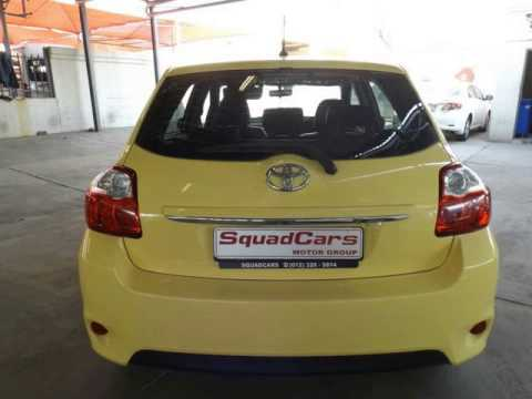 2010 Toyota Auris 13 Auto For Sale On Auto Trader South Africa
