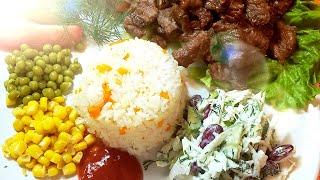 Мясо по Арабский/ Bir zumda mazzali taom tayor👍