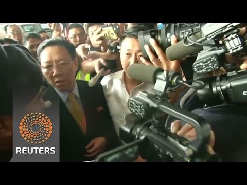 Malaysia and North Korea send envoys packing