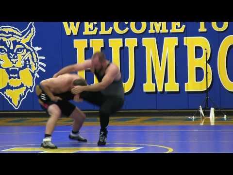 Frank Gotch Worlds 2017 Round 2: Wilton Bunn vs Curran Jacobs