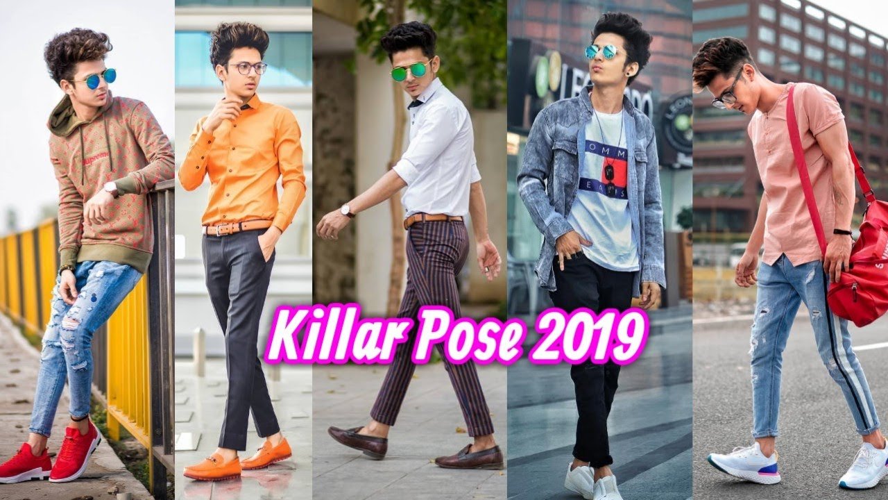 Creative Boys Poses 2019 Best Boy Pose Youtube
