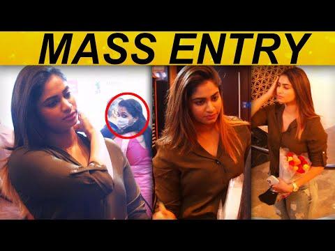 Bigg Boss Shivani கொடுத்த Mass Entry - Shock-ஆன ரசிகர்கள்..!   TNBSL Press Meet   Raina   Athulya