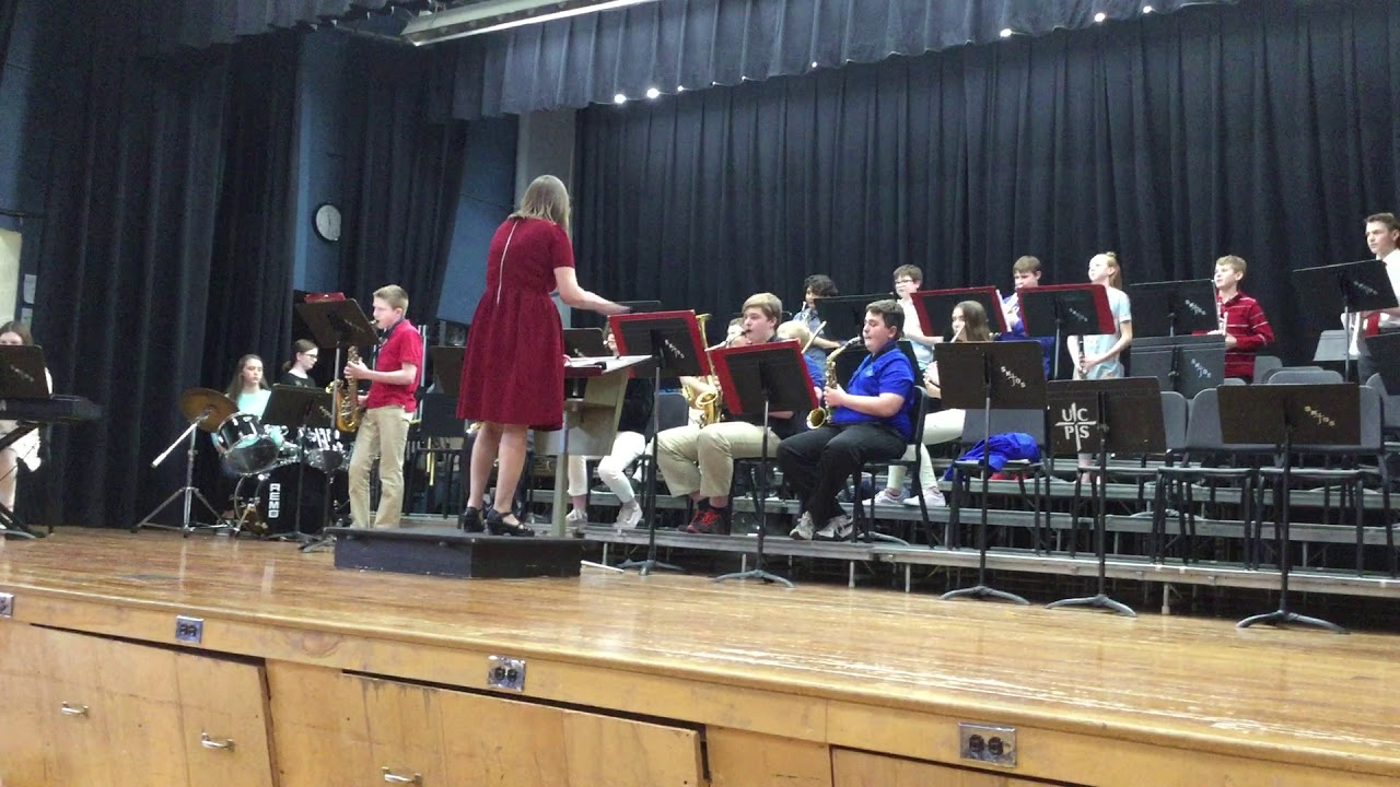 Jazz Band | St  Katharine Drexel School of Beaver Dam WI
