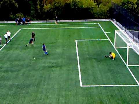 Lam Matheu Penalty Kick