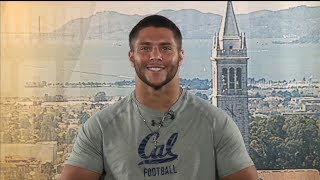 Jordan Kunaszyk on Cal football's 'blue collar' defense: 'We're going to take the ball away'