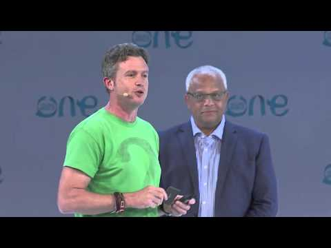 The Key is E | Paul Lindley | One Young World