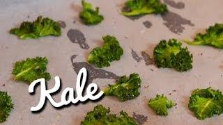 Kale Crisps - Crumbs