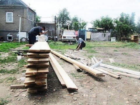 видео: Видео о строительстве дома своими руками (Выпуск 2)