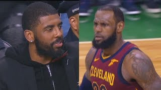 Kyrie Irving Exposing LeBron James Every Play in 2018 Playoffs (Parody)