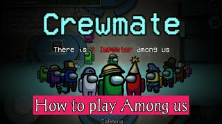 How To Play Among Us With Friends On Android