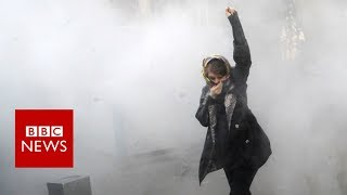 Iran protests: Why people are taking to the streets - BBC News