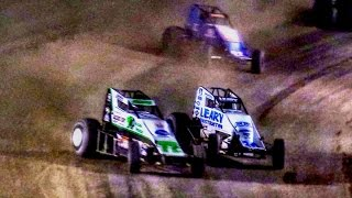 Central Arizona Speedway USAC Sprint Car Feature
