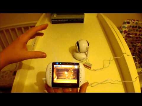 Motorola MBP36 Video Baby Monitor Review