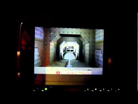 3D android games on HTC Touch Pro