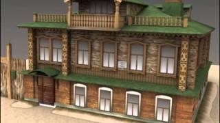 видео Дом-музей Аркадия Гайдара