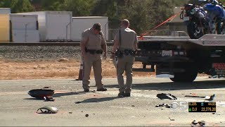 Off-Duty CHP Officer Dies In Crash On Monterey Highway Tuesday Morning