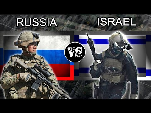 Israel Vs Russia - Army/Military Power Comparison 2020