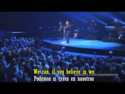 BON JOVI - Because we can (Lyrics - Letra // Subtitulado)