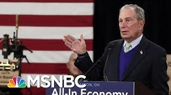 President Donald Trump Attacks Bloomberg Over Height And Bloomberg Hits Back | Morning Joe | MSNBC