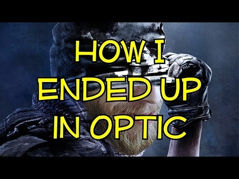 How Hutch Ended Up In OpTic : OpTicGaming