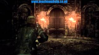 How To Pause The Game Resident Evil 6 Campaign & The Mercenaries RE6 Walkthrough Tips Strategy