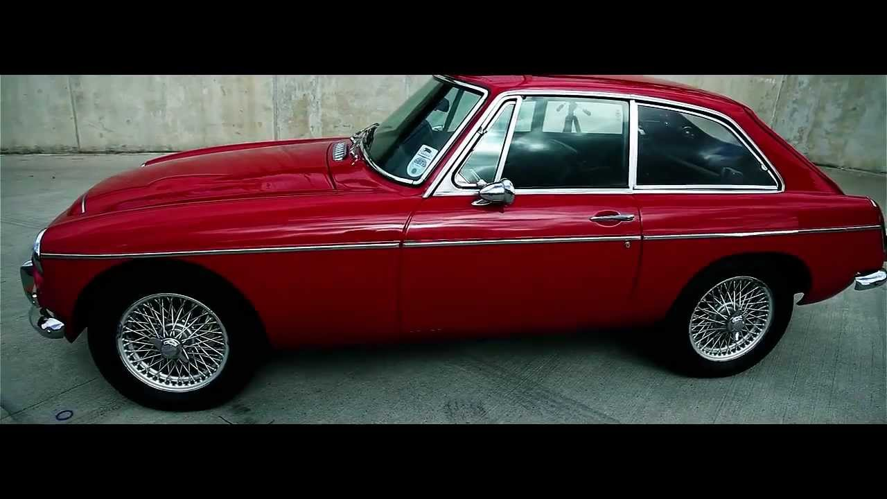 MGC GT -1970-cloud9cars -For Sale