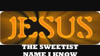 ♫ ♪ Kirk Franklin. ♫ ♪ Something About The Name Jesus. 2016.