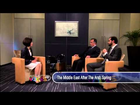 ASIAN VOICES 〜The Middle East After The Arab Spring〜