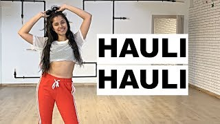 Baixar Hauli Hauli   Dance Cover   De De Pyaar De   Neha Kakkar - Garry Sandhu   Nidhi Kumar Choreography