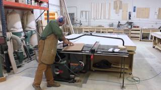 Jointing Lumber On Your Sawstop Table Saw