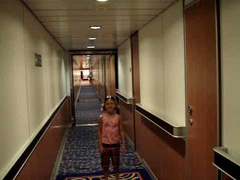 Carnival Sensation Inside Stateroom Quot June 2009 Quot Youtube