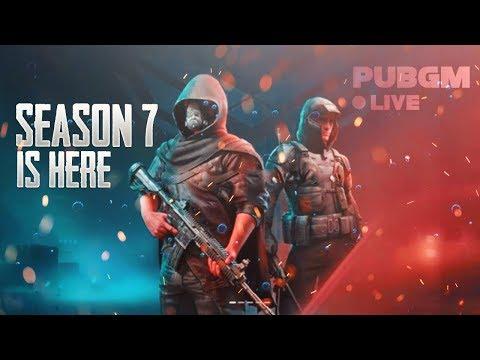 🔴pubg-mobile-live-:-season-7-rank-pussing-#yeyeyeye