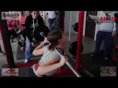 Спортивная мотивация Sport Motivation 2015 Троеборье в Бомбере.