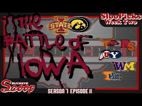 S07E11 - SlooPicks Week Two: The Battle of Iowa