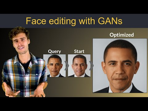 Face Editing With Generative Adversarial Networks