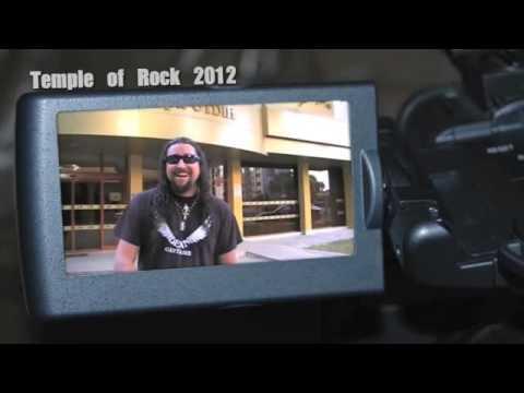 Michael Schenker Backstage Footage (2012) From