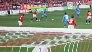 J.LEAGUE GOAL OF THE SEASON/YEAR 2007年 Jリーグ スーパーゴール集