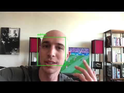 Face recognition with OpenCV, Python, and deep learning