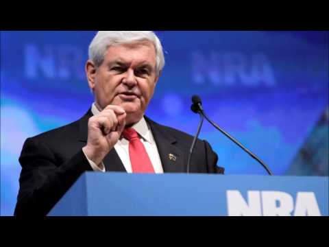 Newt Gingrich on The Sean Hannity Radio Show (6/19/2017)