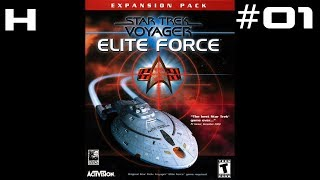 Star Trek Voyager Elite Force Expansion Pack Walkthrough Part 01